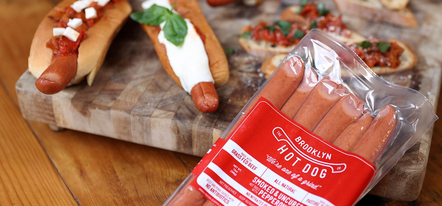 Brooklyn Hot Dog Co. Pepperoni Dog