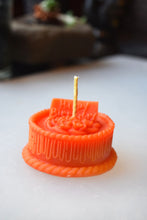 Load image into Gallery viewer, Happy Birthday Beeswax Candle