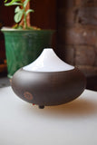 Essential Oil Plug-In Diffuser: Faux Wood