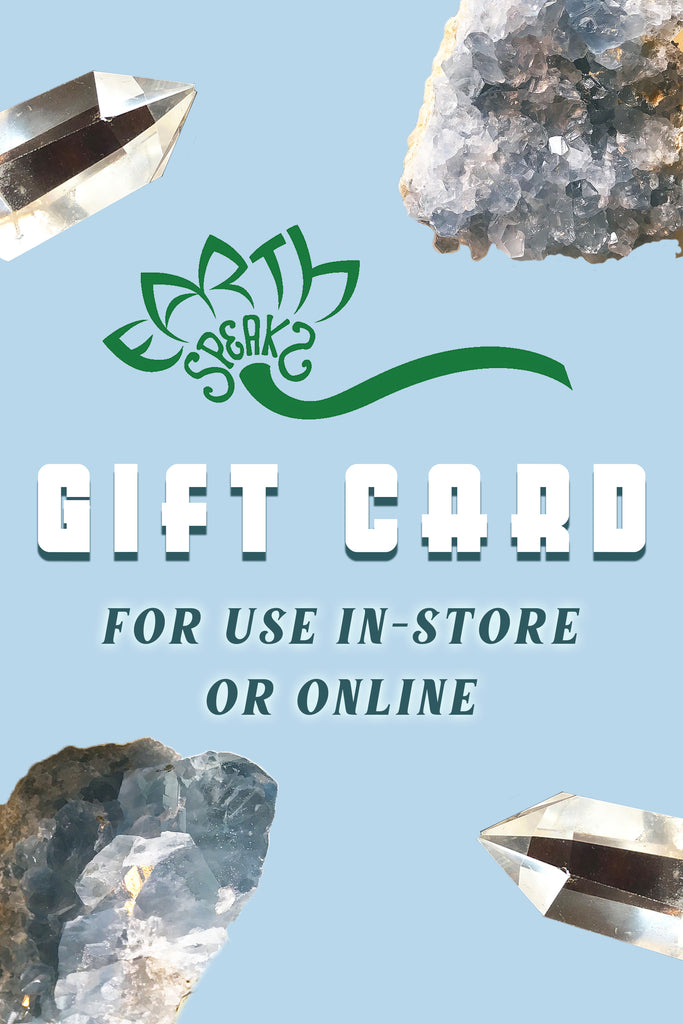 Earth Speaks Gift Card