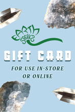 Load image into Gallery viewer, Earth Speaks Gift Card