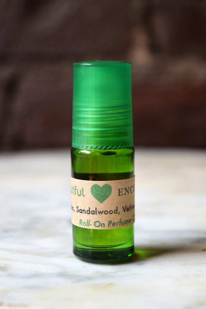 Encounter Roll-On Perfume Oil