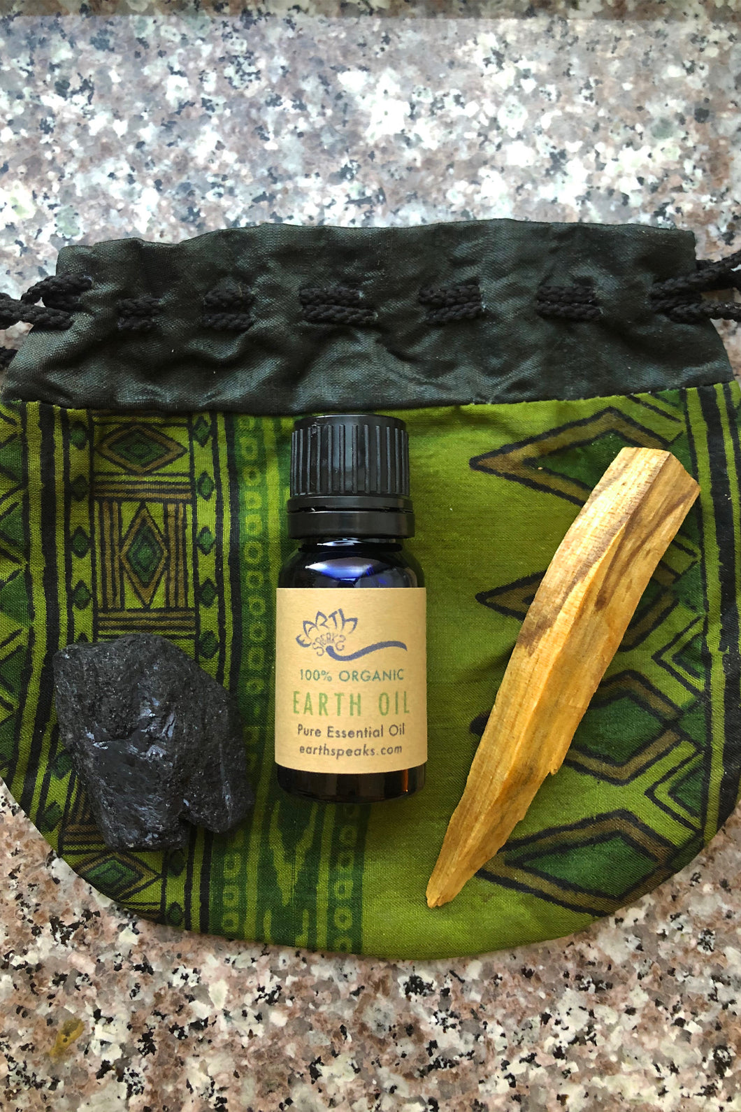 Grounding Pouch