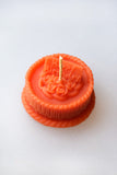Happy Birthday Beeswax Candle