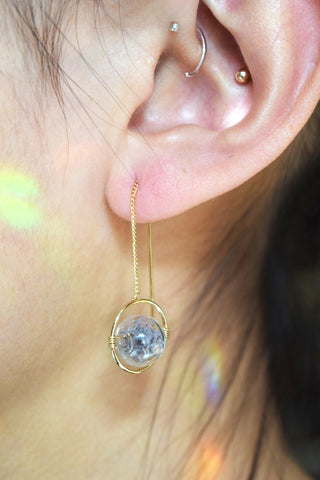 Hera Terrarium Earrings