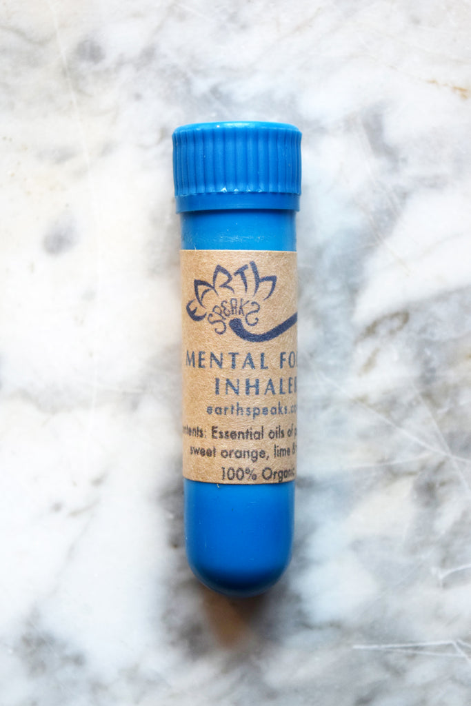 Mental Focus Inhaler