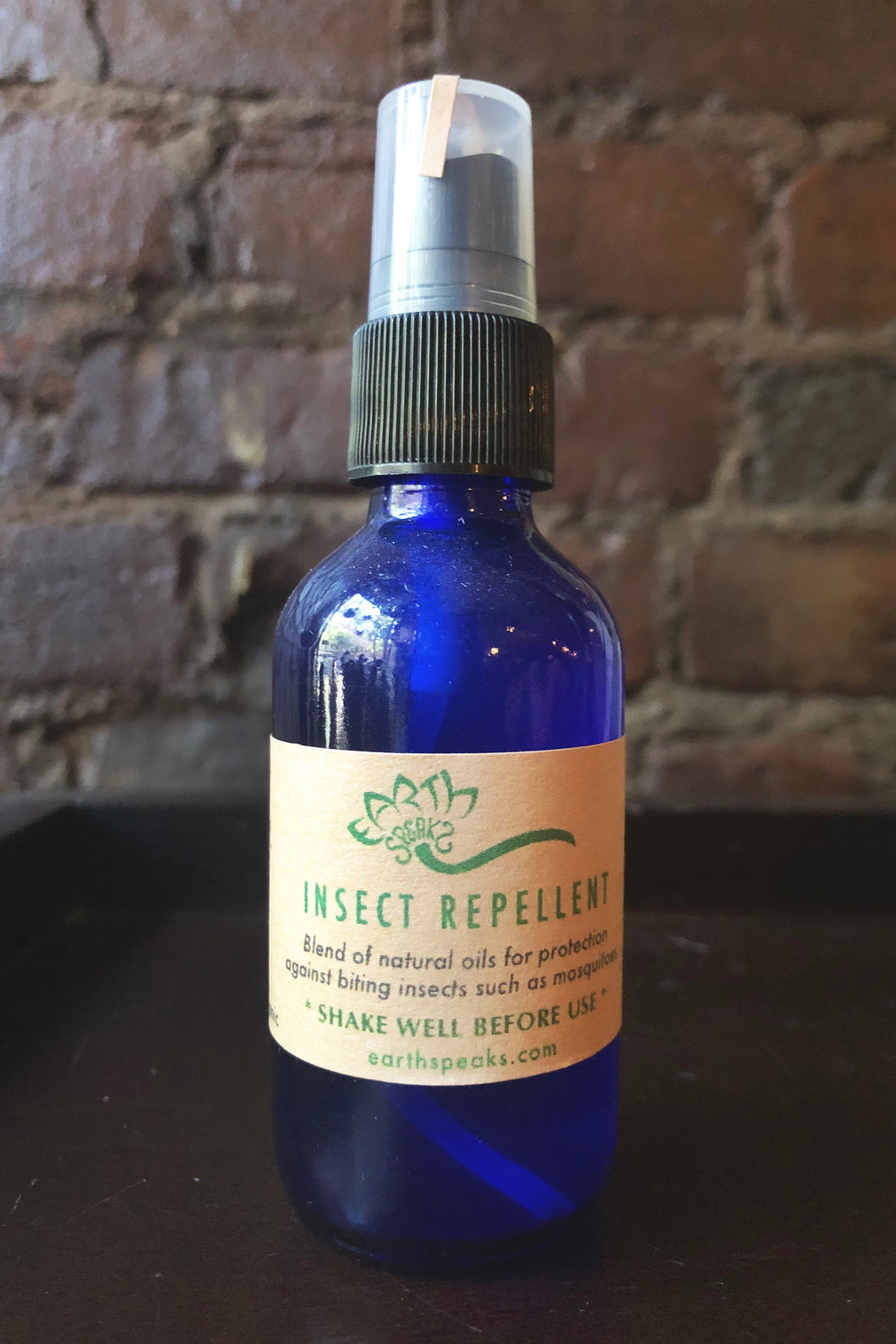 Rosemary & Eucalyptus Insect Repellent