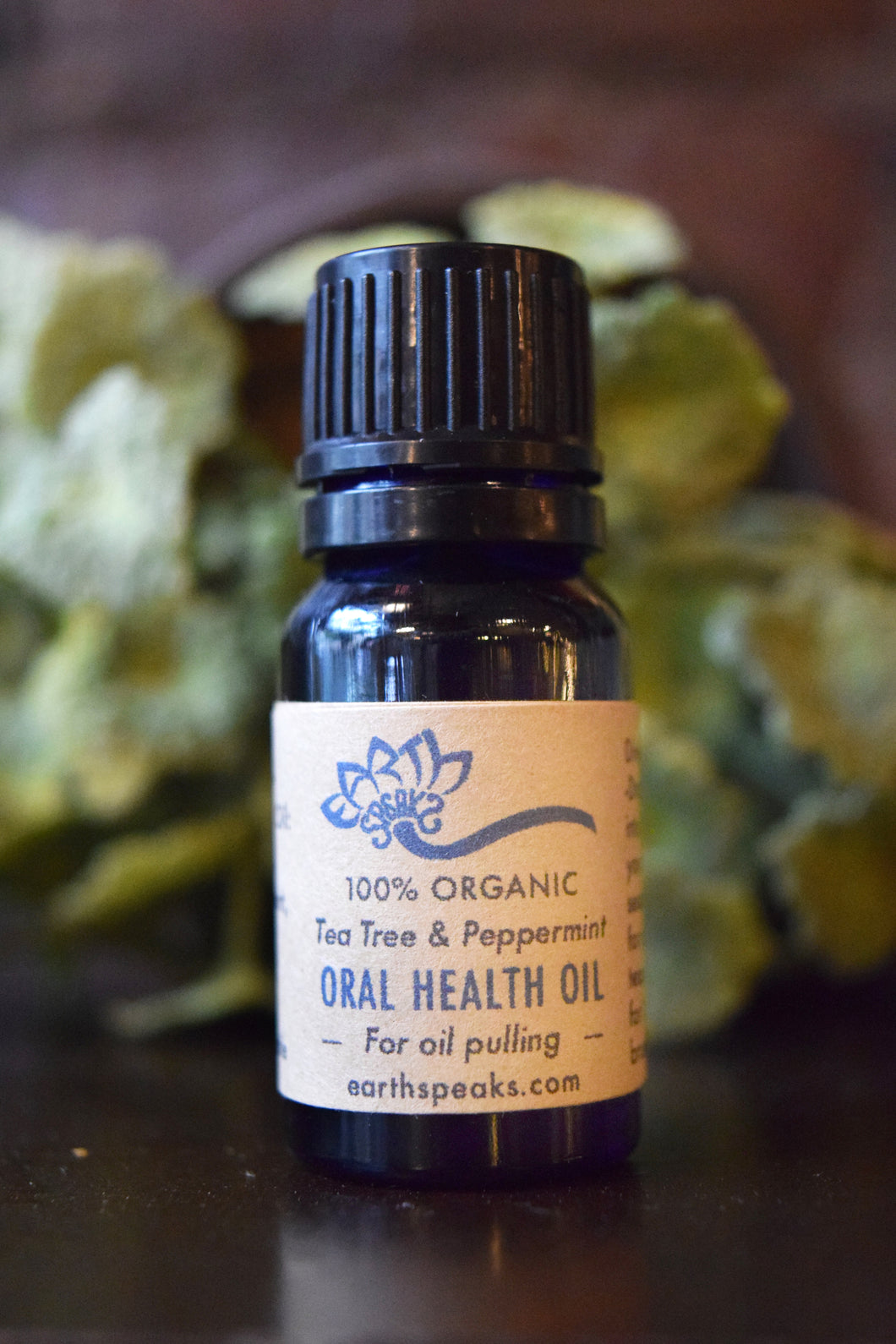 Peppermint Oral Health Oil Blend