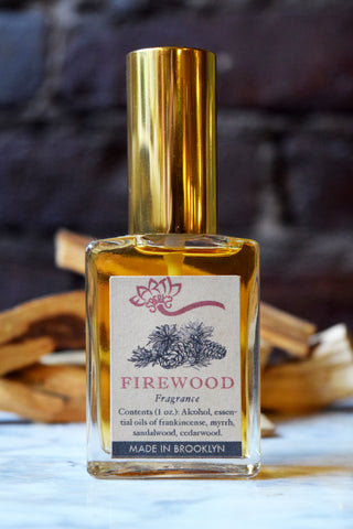 Firewood Perfume Spray