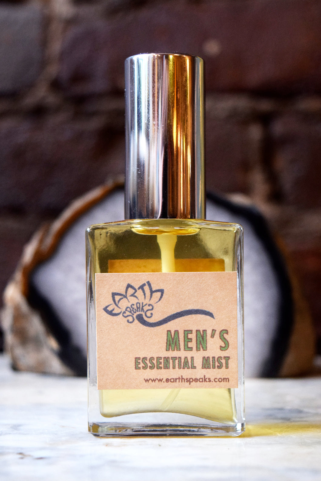 Men's Essential Perfume Spray