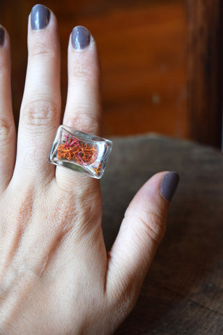 Dragon Terrarium Ring