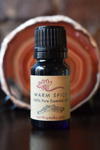 Warm Spice Diffuser Oil