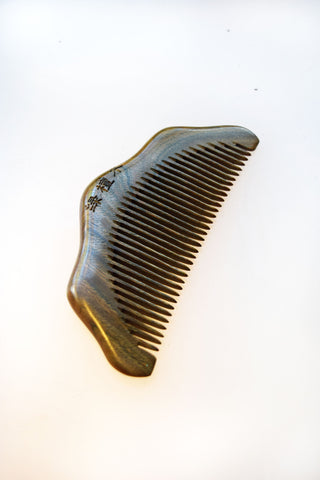 Medium Tooth Wood Comb