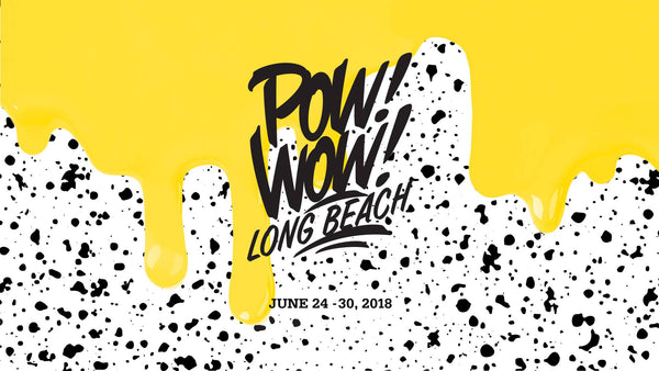 Pow!Wow! Long Beach 2018