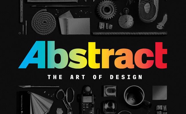 "Netflix and Chill with Never Made: ""Abstract: The Art of Design"""
