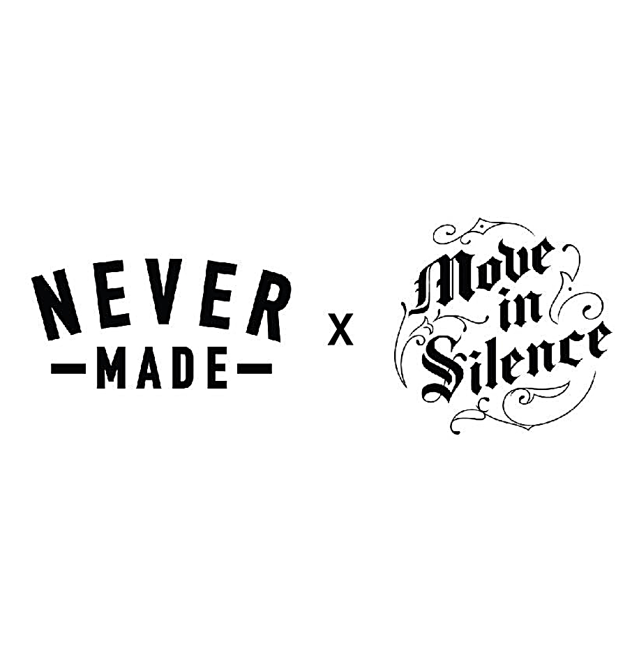 Never Made x Move In Silence Collab