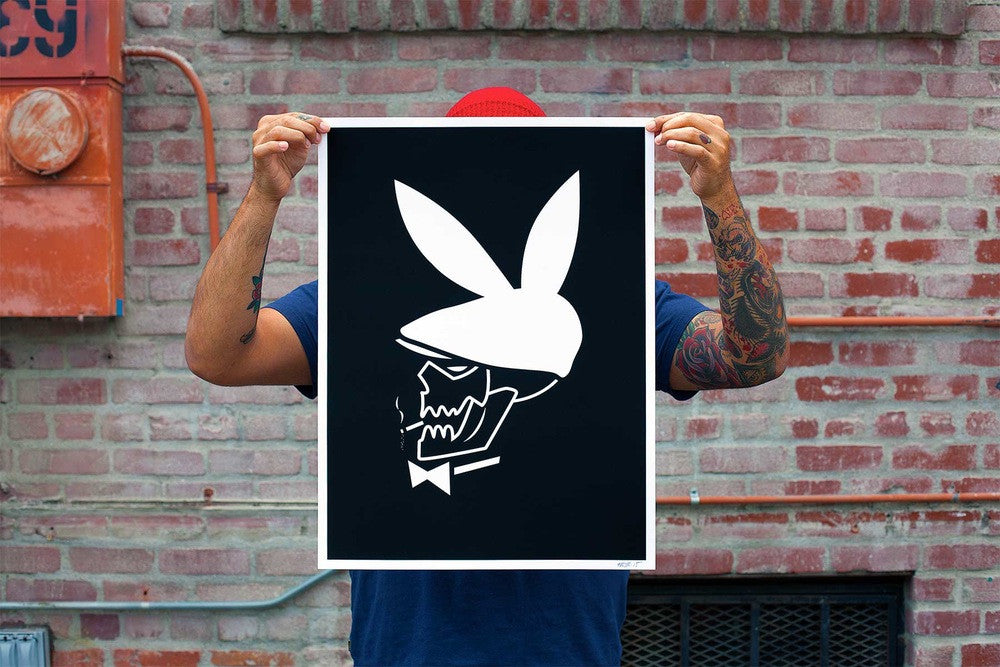 Limited Edition Posters | Serigraph Print | Never Made