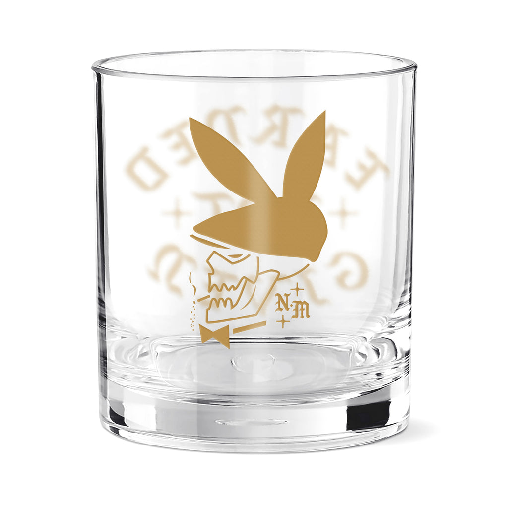 Hustler Cocktail Glass (Set of 2)