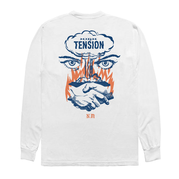 HIGH TENSION WHITE