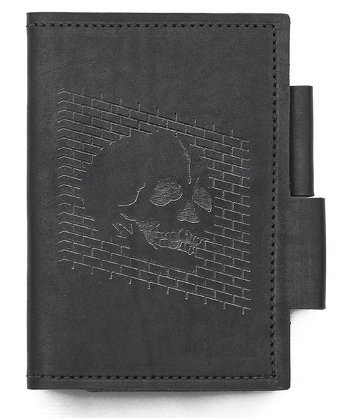 Never Made x National Dry Goods Collab Field Notes Wallet