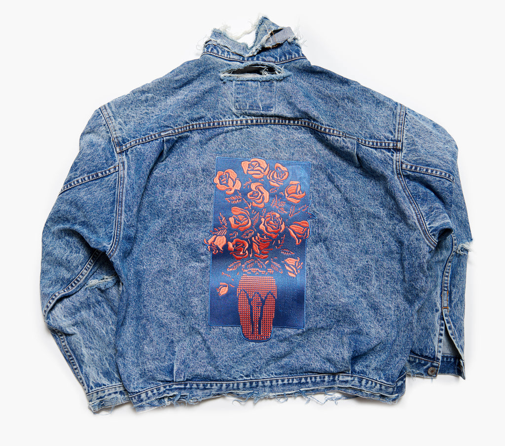 Vintage Levis Denim Jacket - Size L