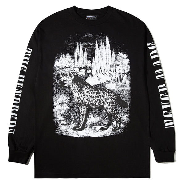 THE HUNDREDS X NEVER MADE LANDS BLACK