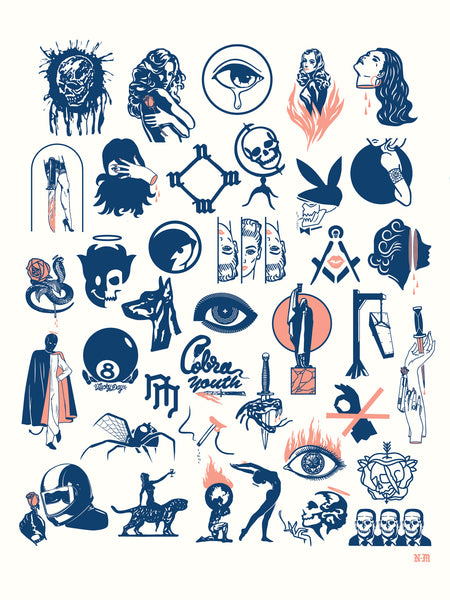 Never Made Flash Sheet