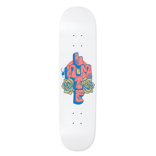 NMXLTF OG Cross Skate Deck