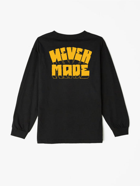 Projects Long Sleeve Tee | Graphic Apparel | Never Made