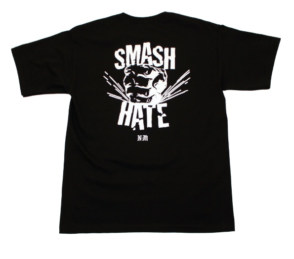 SMASH HATE - BLK