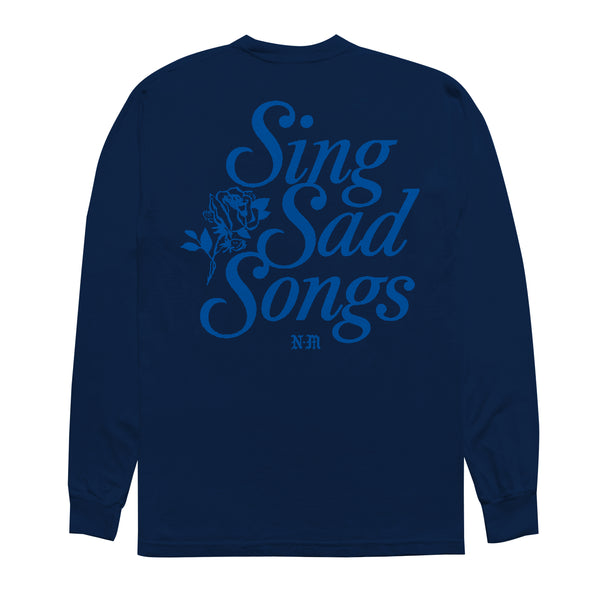 Sing Sad Songs NAVY