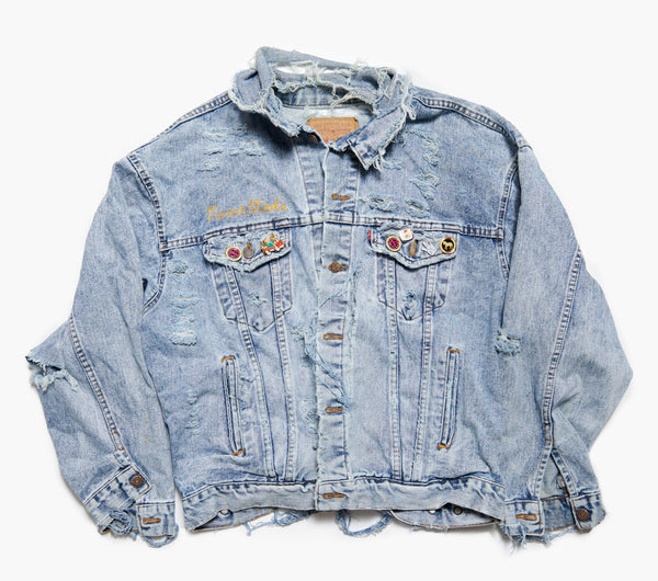 Vintage Levis Denim Jacket - Size XL1