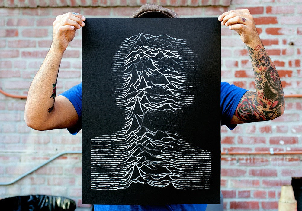 Shadowplay (Joy Division) | Limited Art Print | Never Made