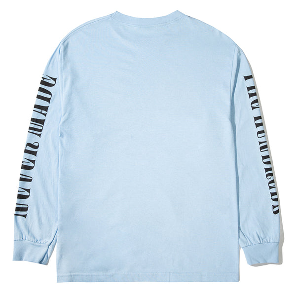 THE HUNDREDS X NEVER MADE LANDS POWDER BLUE