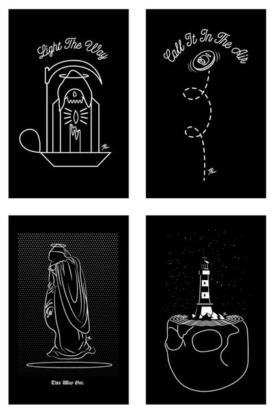 Little Death | Limited Edition Print (Set) | Never Made