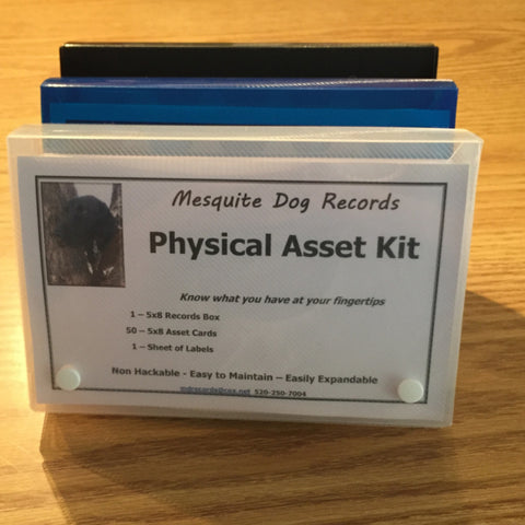 Physical Asset Kit