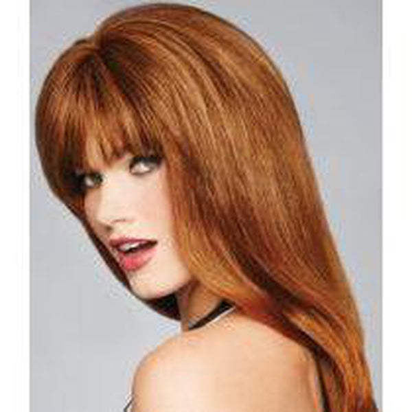 100% Human Hair Bang Top Piece - by Raquel Welch - BeautyGiant USA