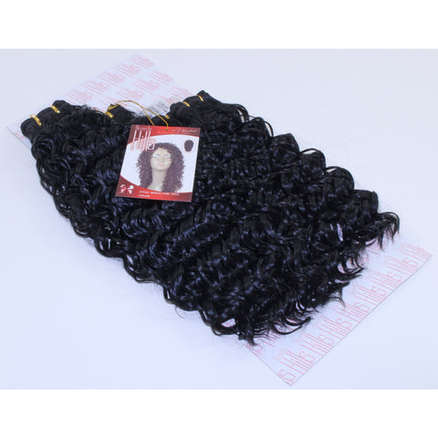 "Beverly Hills Collection Beach Curl 4 Pieces  (14"", 14"", 16"", 18"") - VIP Extensions"