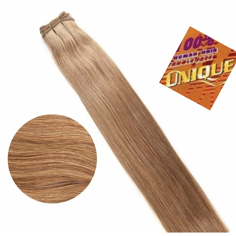 Unique Hair Silky Straight Weave 24 inch