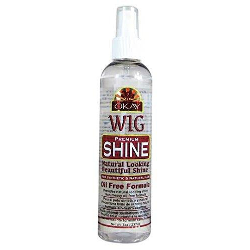 Okay Oil Free Formula Wig Shine - BeautyGiant USA