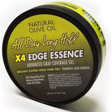 All Day Long Edge Gel - X4 Natural Olive ( Extremely Hold) - BeautyGiant USA