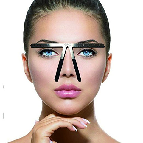 Eyebrow Stencil Ruler - BeautyGiant USA