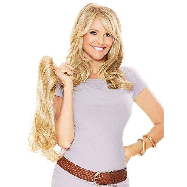"Christie Brinkley 16""  Synthetic Hair Extension (1 Piece) - BeautyGiant USA"