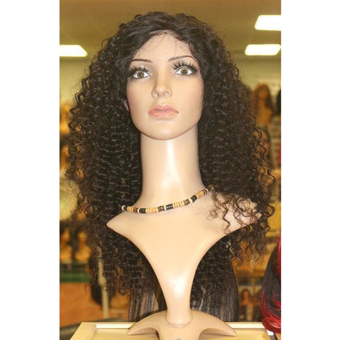 VIP Full Lace Wig Bohemian Natural Black 20""