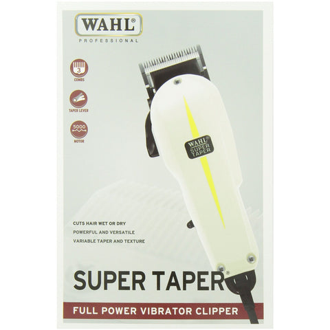 Wahl Super Taper Hair Clipper - VIP Extensions