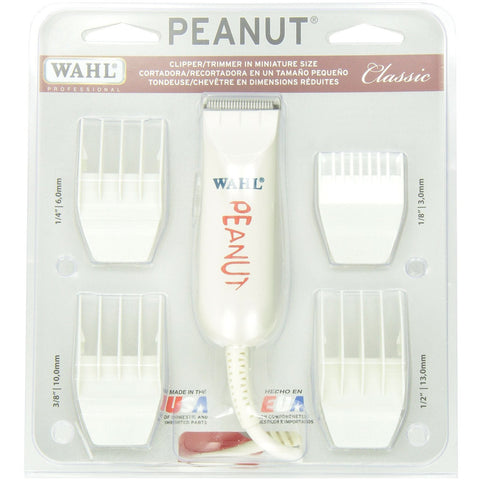 Wahl Professional 8685 Peanut Classic Clipper/Trimmer - VIP Extensions