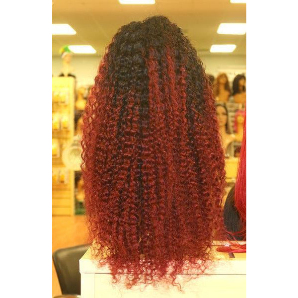 VIP Full Lace Wig Jerri Curl - BeautyGiant USA