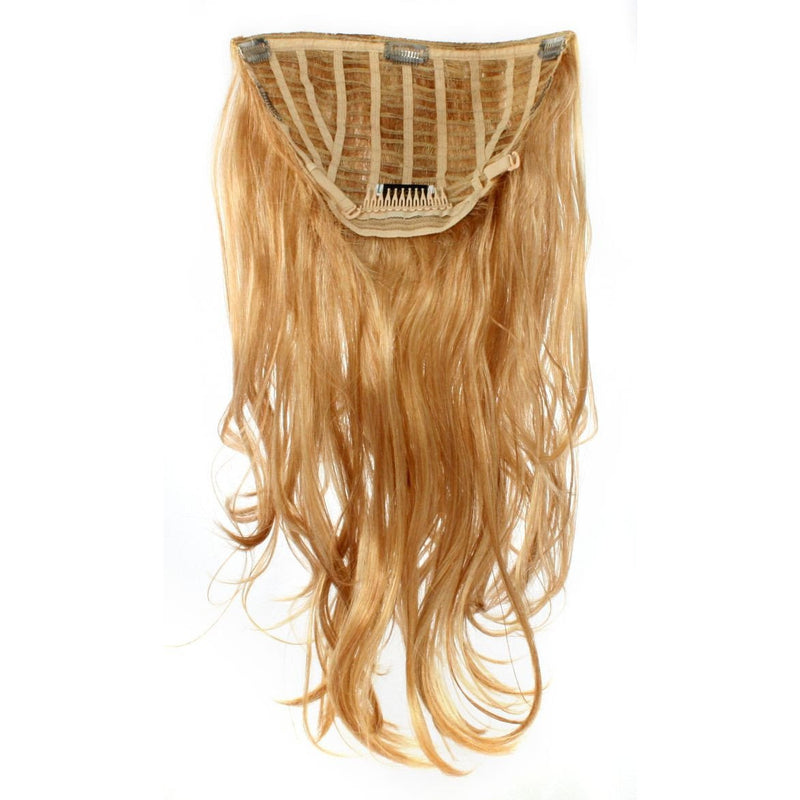 VIP Collection Synthetic Clip-In Extensions / Amber 17äó? Style - VIP Extensions