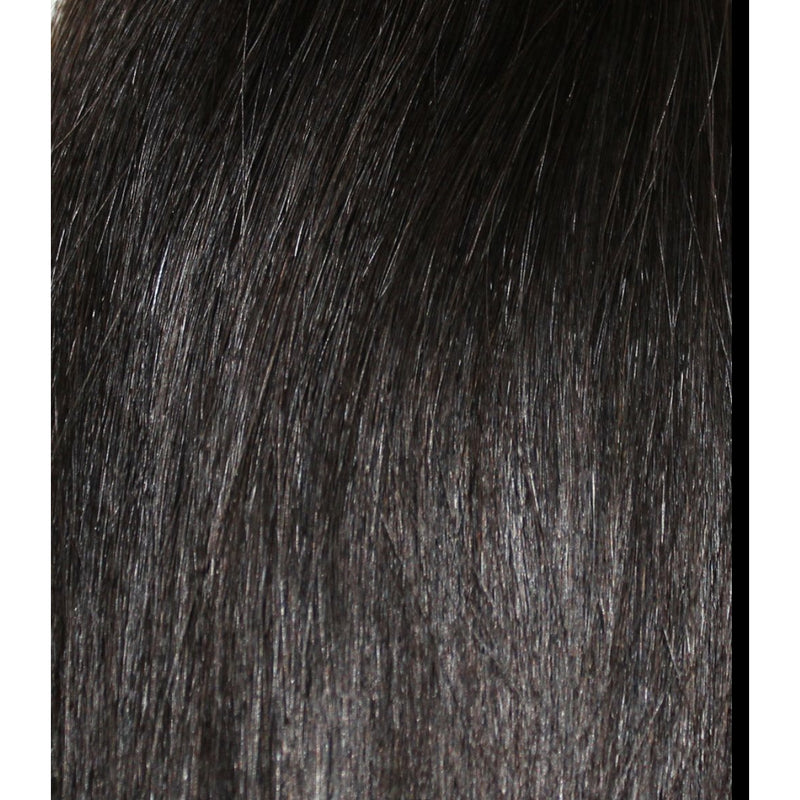 Unique's Human Hair Perm Straight 18 Inch