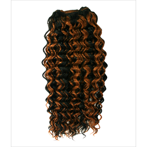 "Beverly Hill's Collection Jerri Curl (10"", 12"", 16"", 18"") - VIP Extensions"